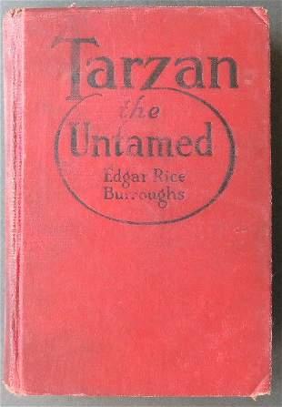 Edgar Rice Burroughs, Tarzan the Untamed 1920