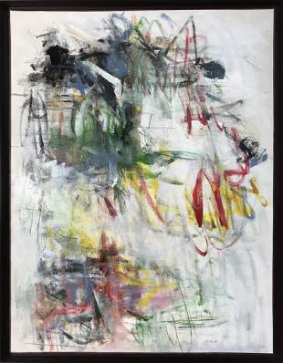 Joan MITCHELL (1925-1992), Painting