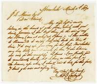 """Alexander Cartwright, the """"Father of Baseball,"""" Writes"""