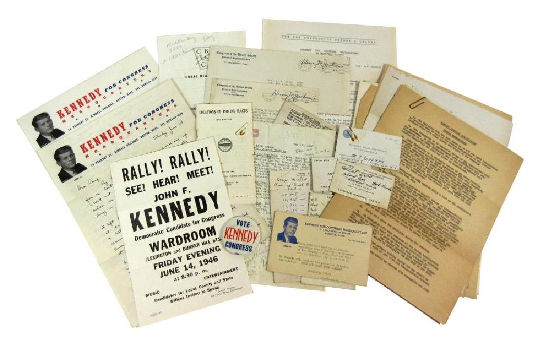 John F. Kennedy's Congressional Campaign of 1946, A