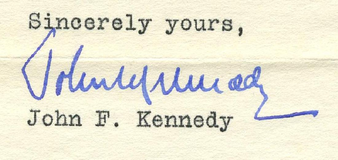 John F. Kennedy Makes Last-Minute Appeal for Votes in - 2