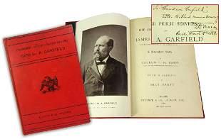 James Garfield Biography Written for European Audience