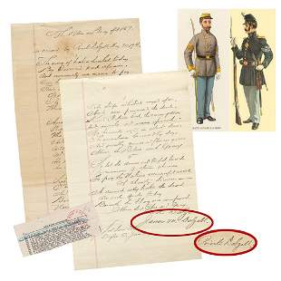 Civil War Private Dalzell Revises Finchs The Blue