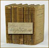 """Complete Five Volume Set of """"Livy"""" - History of Rome -"""