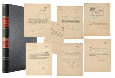 Lg archive re: editing/publishing of Churchill's