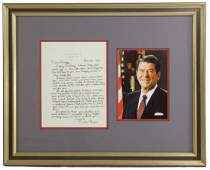 Ronald Reagan ALS as President re having Jesus in your