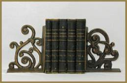 """5 vol. set """"History of the Great Reformation"""" owned &"""