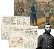 "General Thomas H. Ruger ALS: ""...Johnson has"