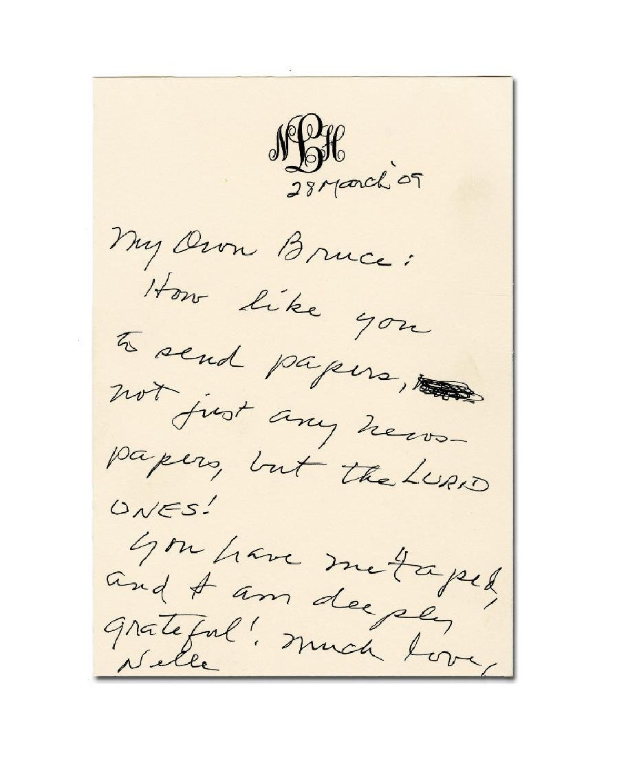 """Harper Lee, Author of """"To Kill A Mockingbird"""", Pens to"""