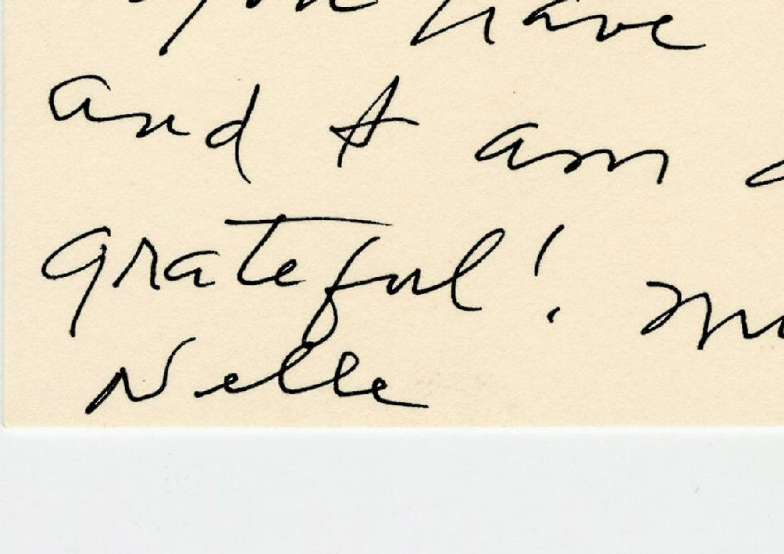 """Harper Lee, Author of """"To Kill A Mockingbird"""", Pens to - 2"""