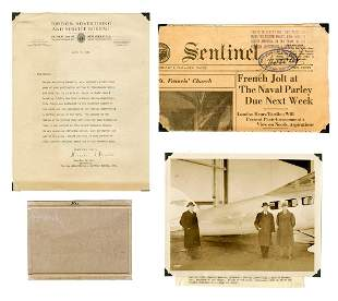 Fabulous Aviation Archive Record to Argentina