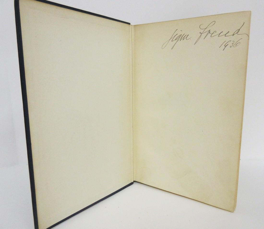 Sigmund Freud Signed 1st Printing of His Collected - 3