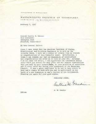 MIT Professor Reflects on Manhattan Project to