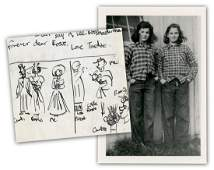 Jackie Kennedy at 13, Among Finest and Earliest
