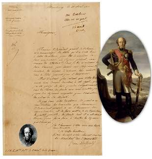 Napoleons Generals LS considerable funds to pay for