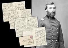 Union Gen. Thomas H. Ruger ALS Re: Surrender of
