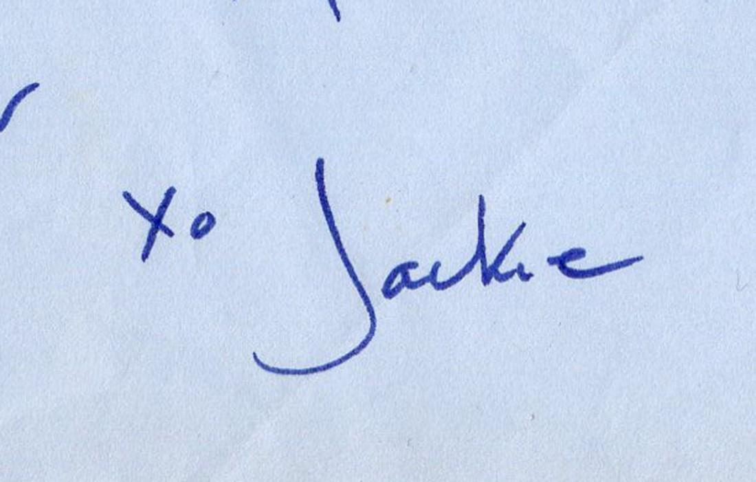 Jackie Kennedy as Peeping Tom - 2