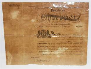 Thomas McKean Declaration Signer DS