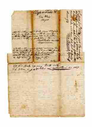 Robert Treat Paine Declaration Signer from MA Twice