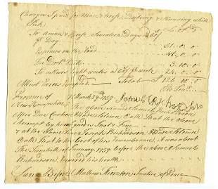 Matthew Thornton Declaration Signer from NH