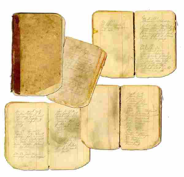 Civil War Diary of a Slaveholding Alabama Soldier in