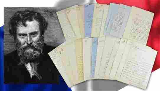 Exposition des BeauxArts 1857 27 letters Furor over