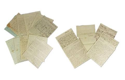 Philadelphia Families Archive Re Invasion of Credit