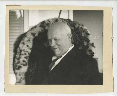Nikita Khrushchev by Norman Cousins Magnificent