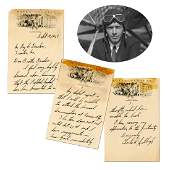Charles Lindbergh Superb ALS in the Year of his
