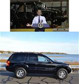 Barack Obama First New Vehicle Ever Owned, 2000 Grand