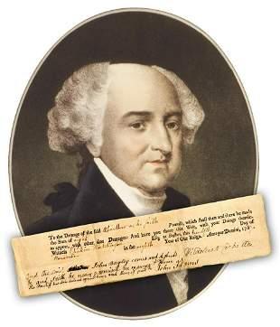 John Adams Represents Client in Debt Case