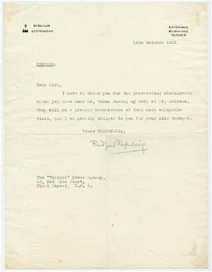 Famous Authors 5 Pieces Inc Kipling London
