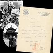 George H.W. Bush, U.S. Envoy to People's Republic of