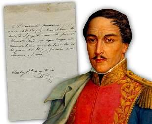 Francisco de Paula Santander Bolivars Successor in