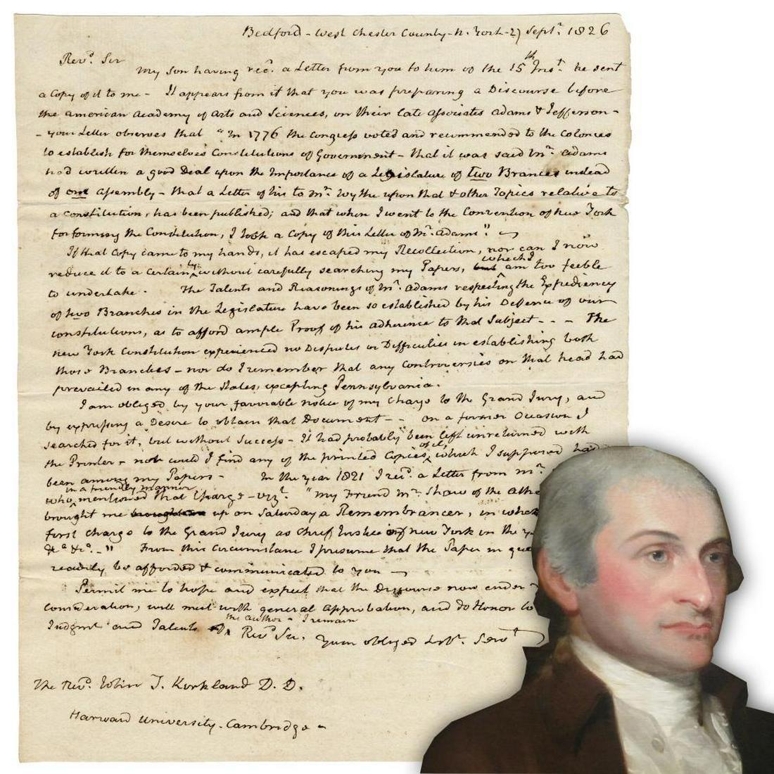 John Jay: Fantastic Founding, Constitutional Law, &