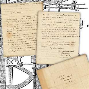 James Watt Scottish Inventor ALS Re European