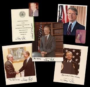 Jimmy Carter 6pc Dealers Lot Fantastic
