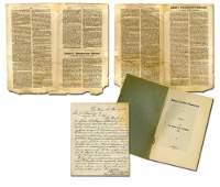 Civil War Hero Joshua L. Chamberlain Archive