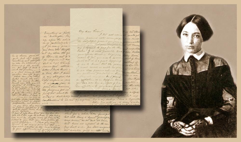 "Varina Davis Autographed Letters Signed - ""...I see no"