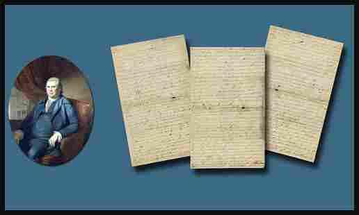 Declaration Signer Robert Morriss Friend John