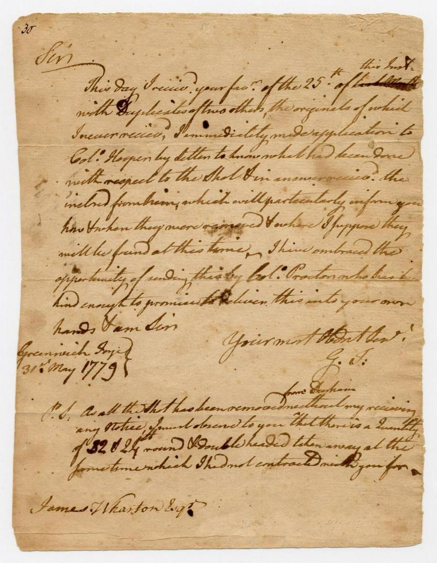 Declaration Signer G. Taylor Fantastic War Content ALS