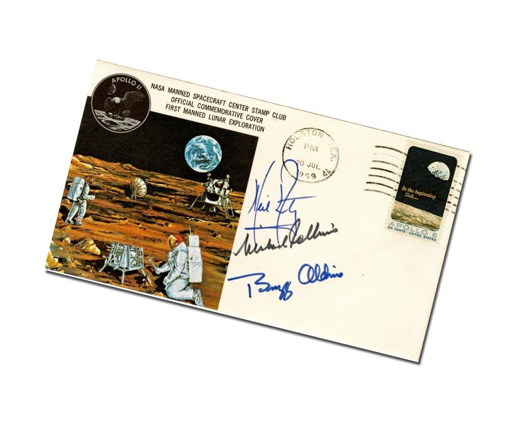 Apollo 11 Type 1 Insurance Cover, Pristine!