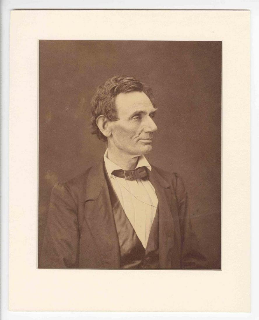 Abraham Lincoln: Exceptional Example of Ayres Photo