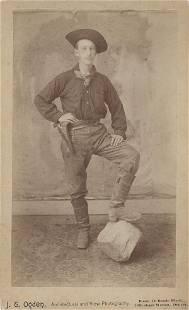 Civil War Veteran Turned Minor Photo