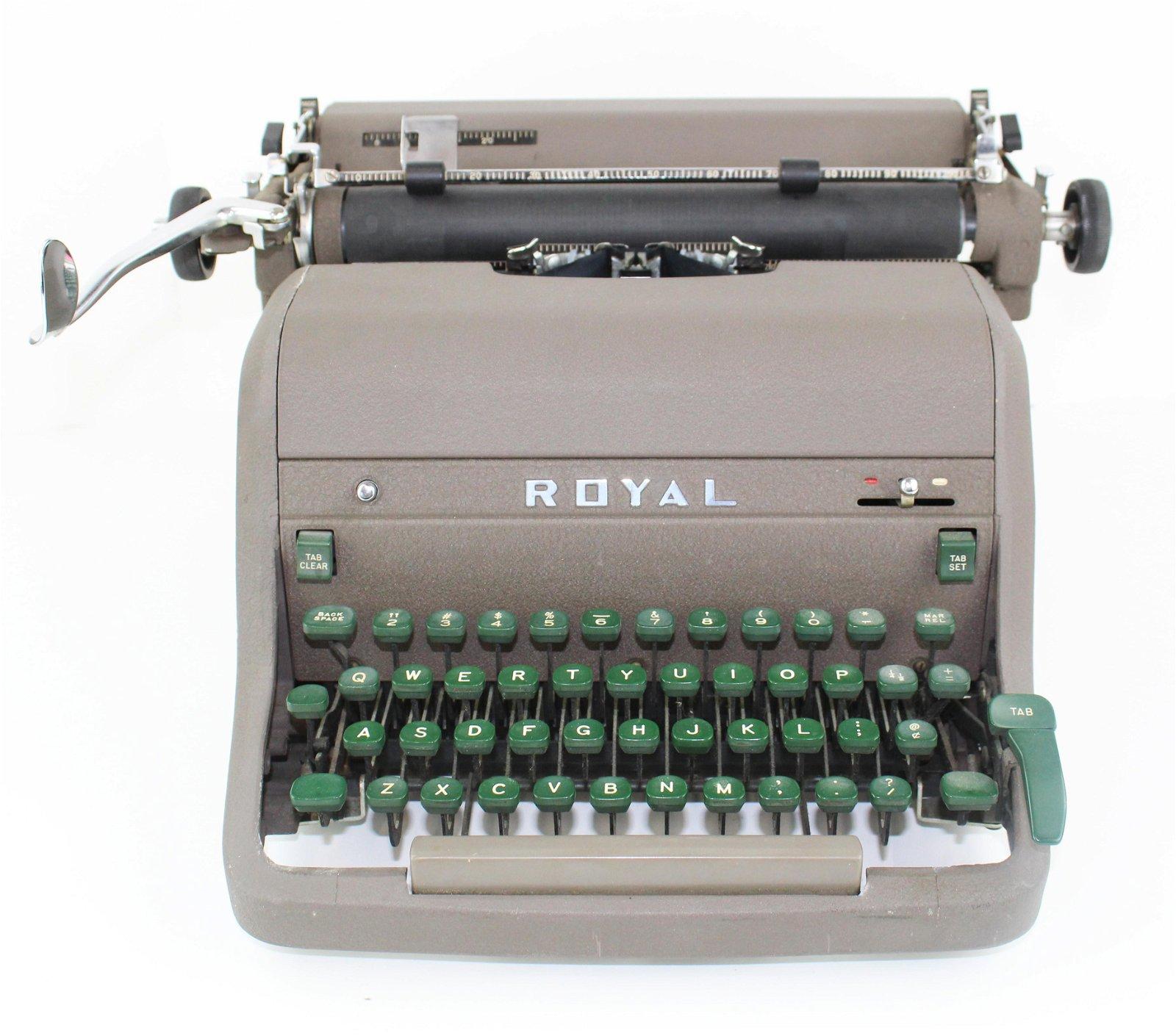 Ernest Hemingway's Typewriter, Impeccable Provenance
