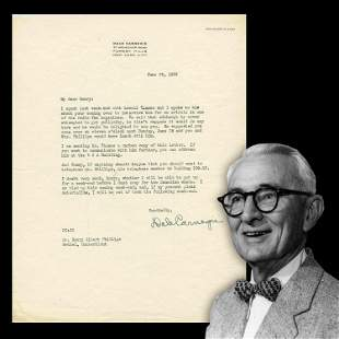 Dale Carnegie, Bestselling Self-Help Author, Helps