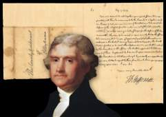 """T. Jefferson ALS sets Command of """"battalions to be"""