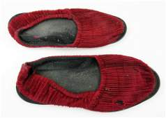 Jack Kerouac's Well-Loved Slip-on Shoes, Estate