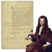 Isaac Newton DS Re: South Seas Investment Just Before