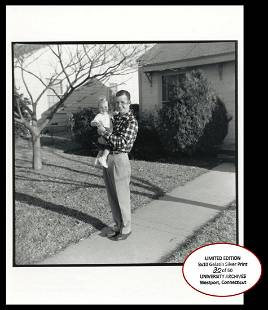 Lee Harvey Oswald Limited Edition Photo Showing him